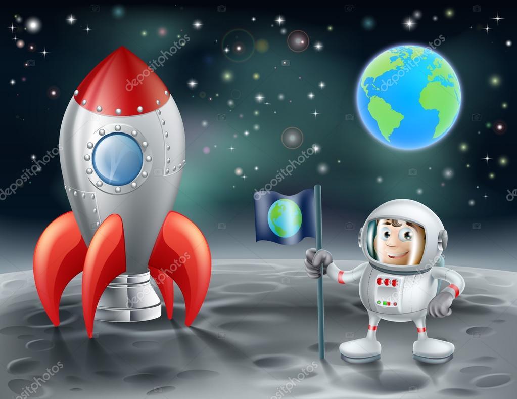 cohetes de astronauta - photo #14