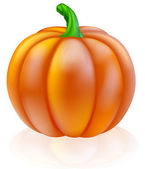 Pumpkin illustration — Vector de stock