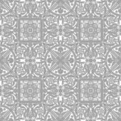 Vintage tile design pattern — Stock Vector