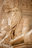 The Moses by Michelangelo — Stock Photo