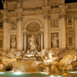 Stock Photo: Fontandi trevi