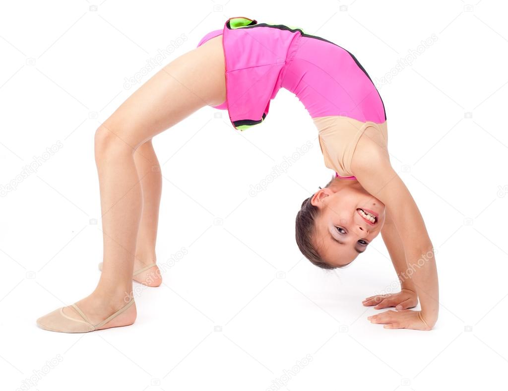Русские маленькие гимнастки 18 фотография