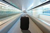 Lost suitcase — Stock Photo