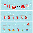 Christmas Banners — Stock Vector #31126491