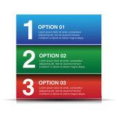 Barra - etiqueta conjunto de progreso botón — Vector de stock