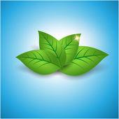 Ecology concept icon — Stock Vector