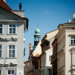 Prague city, heart of Europe — Stock Photo