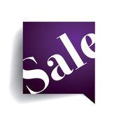 Prodej popisek — Stock vektor