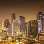 Bangkok city — Stock Photo #16759697