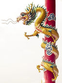 Chinese dragon — 图库照片