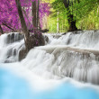 Stock Photo: Erawan Waterfall