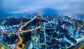 Bangkok night — Stock Photo