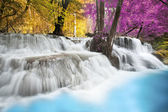 Erawan Waterfall — Foto de Stock