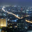 Royalty-Free Stock Photo: Bangkok city at twilight