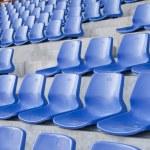 Blue chair. — Stock Photo