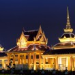 The Grand Palace in Bangkok — Stock Photo
