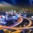 Bangkok city night — Stock Photo