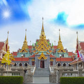 Phra Chedi Pugdee Prakad — Stock Photo