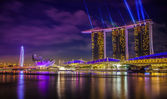 Marina Bay Sands — Stock fotografie