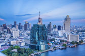 Bangkok city — Stock Photo