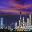 Oil refinary industry — Stock Photo #26393277