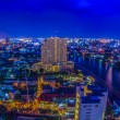 Stock Photo: Bangkok city