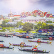 Landscape of Thai's king palace  — Stok fotoğraf