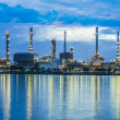 Oil refinery plant — Stock Photo #27282899