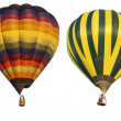 Hot air balloon — Stock Photo #28440595