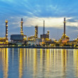 Oil refinery — Stock Photo #28441505