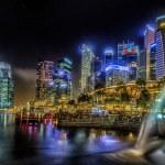 Marina Bay Sands — Stock Photo