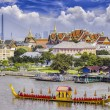 Landscape of Thai's king palace — Stock Photo #28829725