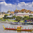 Landscape of Thai's king palace — Stock Photo #30288373