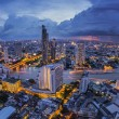 Bangkok at dusk — Stock Photo #30614795
