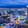 Bangkok at dusk — Stock Photo #31176049