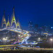 Bhumibol Bridge — Stock Photo #31176697