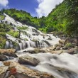 Mae Ya waterfall in Doi Inthanon national park — Stock Photo