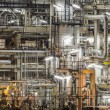Oil refinery plant — Stock Photo #33160871