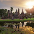 Sukhothai historical park — Stock Photo #33301035