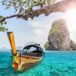 Railay beach — Stock Photo #33830383