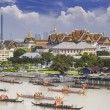 Landscape of Thai's king palace — Stock Photo #35119927