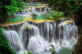Huay mae Ka Min waterfall — Stock Photo
