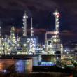Oil refinery industry — Stock Photo #39939233
