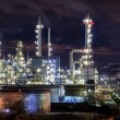 Landscape of oil refinery industry — Stock Photo #40183133