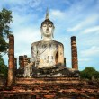 Sukhothai historical park — Stock Photo