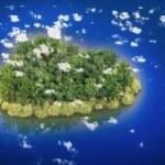 Paradise Island — Stock Photo #44947223