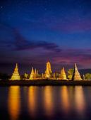Wat Chaiwatthanaram — Stock Photo