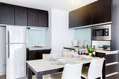 Mutfak oda — Stok fotoğraf