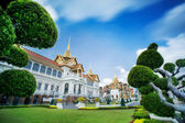 Royal grand palace in Bangkok. — Stock Photo
