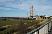 Humber Bridge — Stock Photo